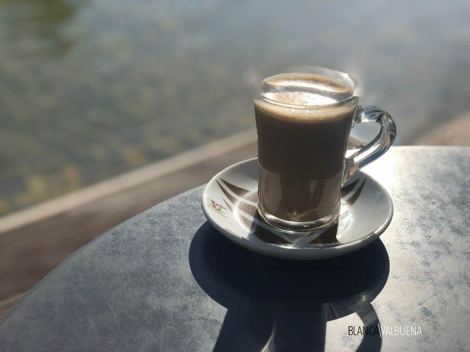 Galao is a portuguese coffee with milk