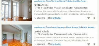 Guide to renting apartments in Lisbon