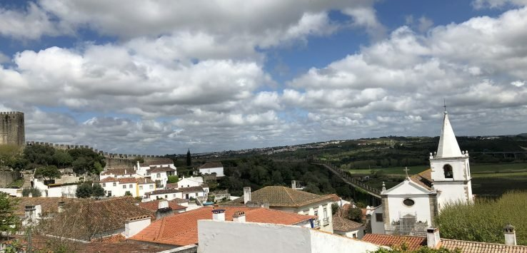 Lisbon Day Trip to Obidos