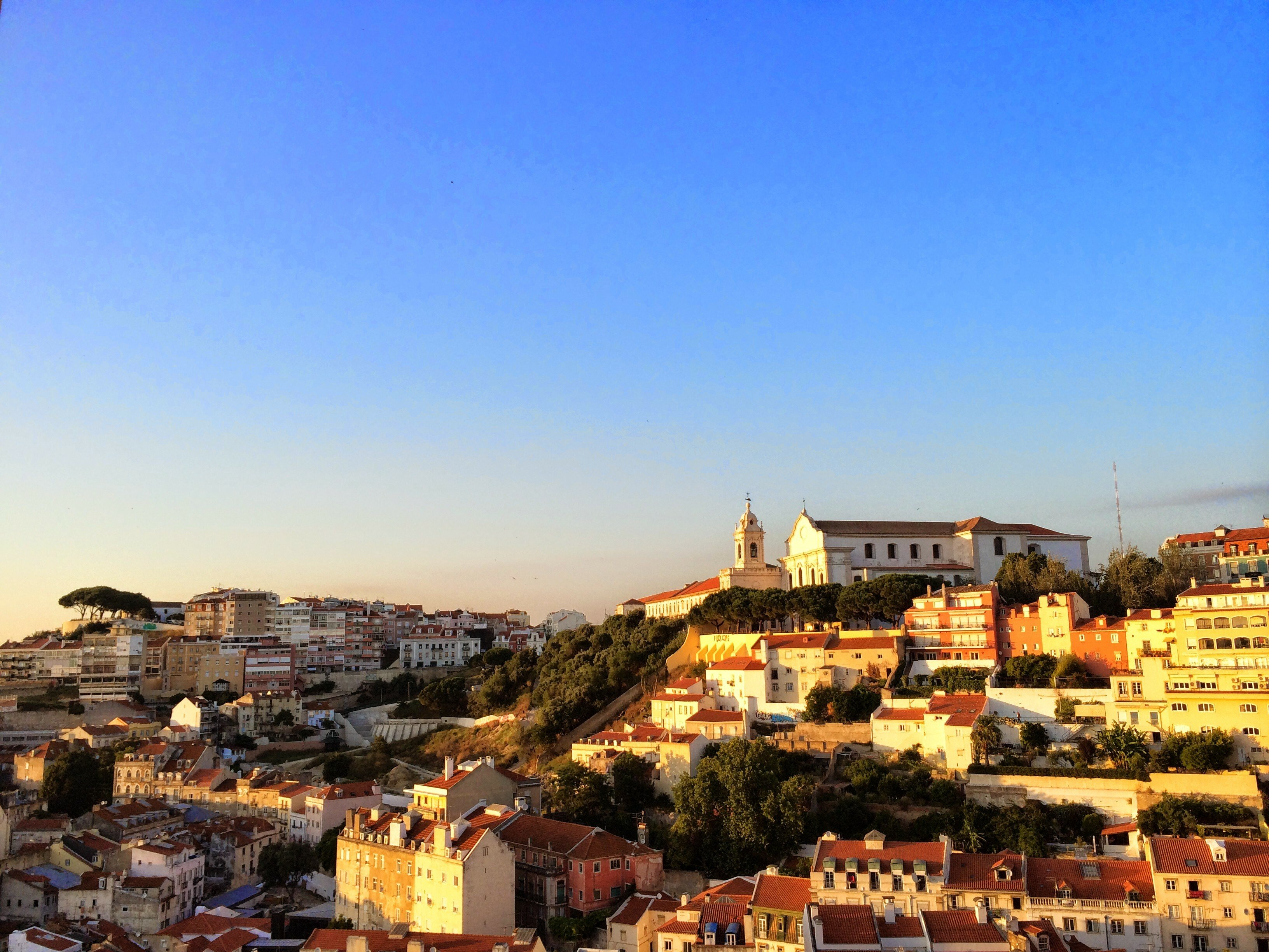 You will detest the hills in Lisbon