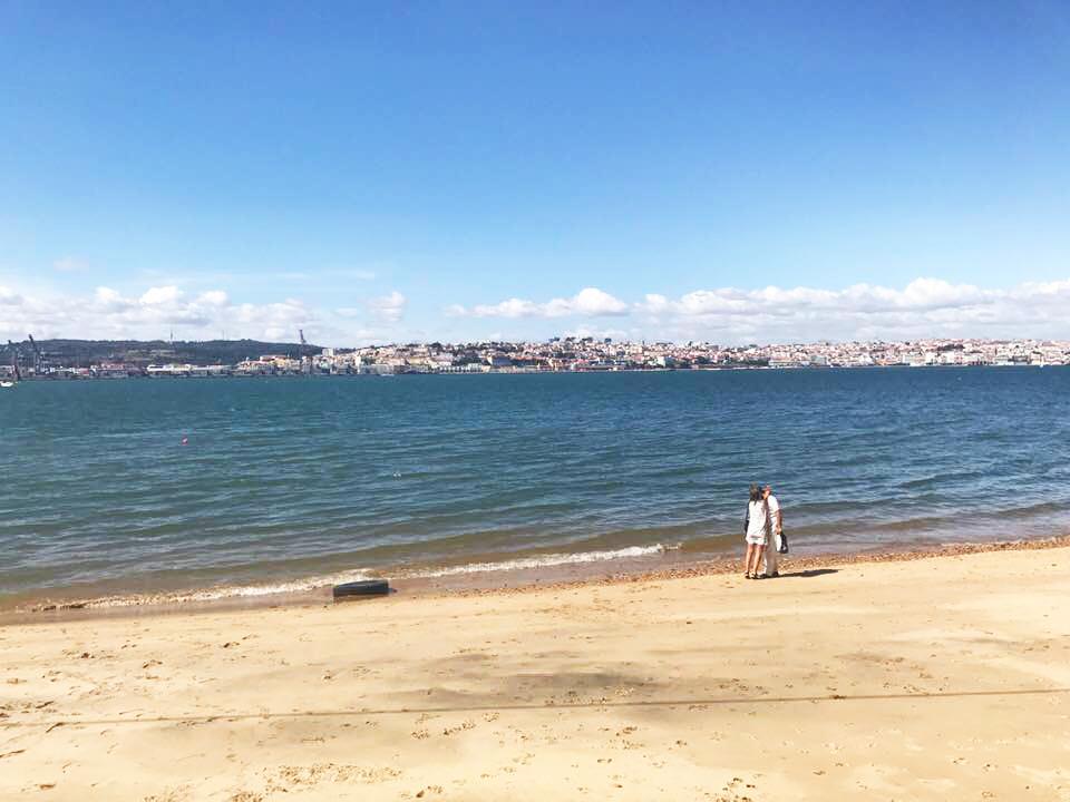 List of dog-friendly beaches Lisbon