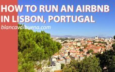 Laws for Airbnbs in Lisbon portugal