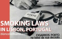 Where can I smoke in Lisbon