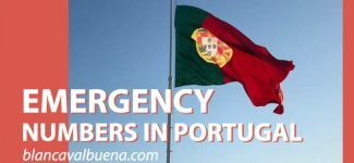 How to call an ambulance in Portugal
