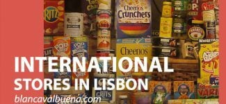 A list of stores where you can buy international groceries in lisbon portugal