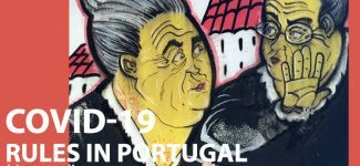 Rules during Portugal's state of emergency coronavirus