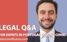 legal issues expats portugal coronavirus