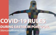 What are the rules in Portugal during Easter during the Coronavirus quarantine
