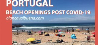 Portugal's beaches to open with restrictions after covid-19